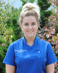 Abby Waldron, support team at Haven Veterinary Surgeons